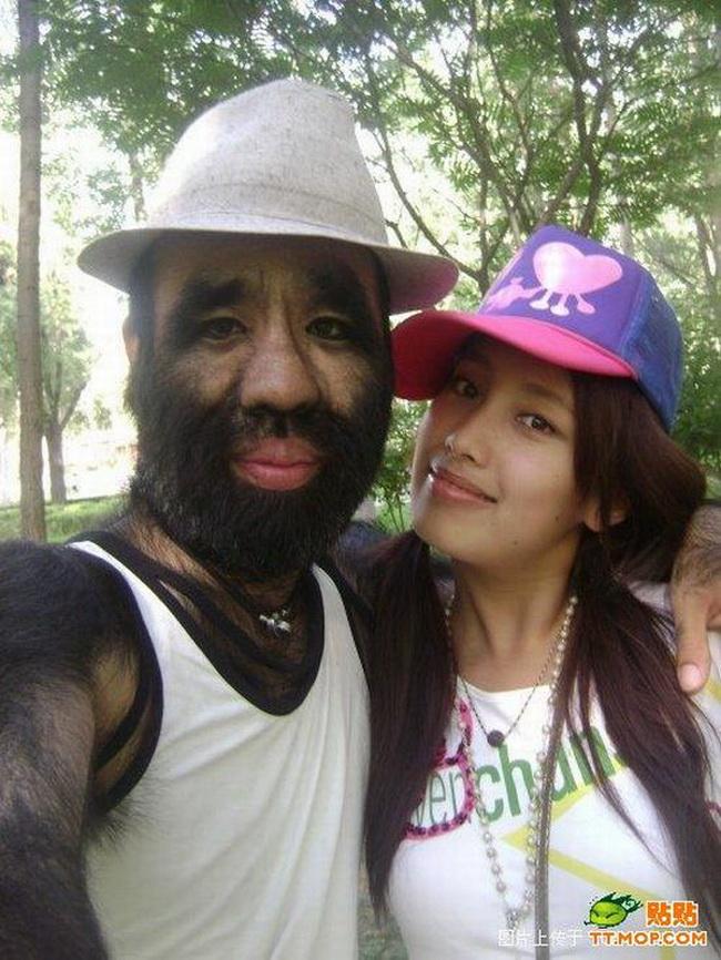 Следующий. девушка Yu Zenhuan.