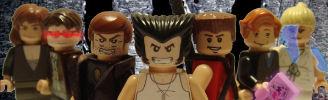 Lego Filmposter