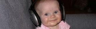 Lustige Fotos von Babys