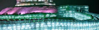 Eis und Schnee Skulpturen Festival