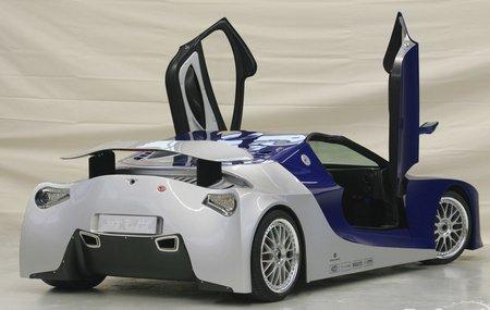 extreme sports car. Black Bedroom Furniture Sets. Home Design Ideas