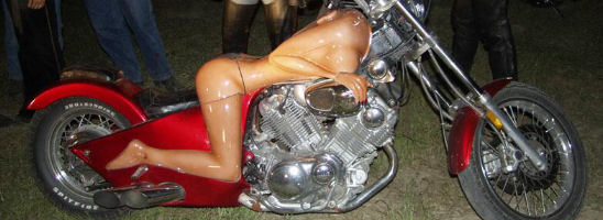 Motorbike for real Man