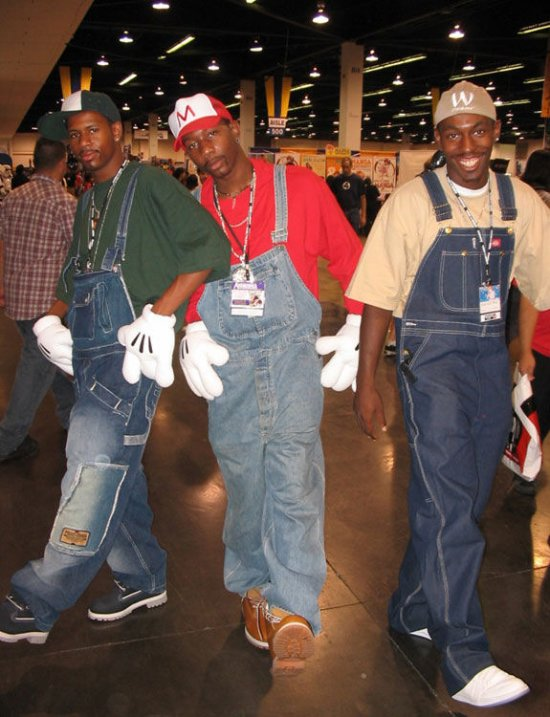Da Real Mario Brothas!