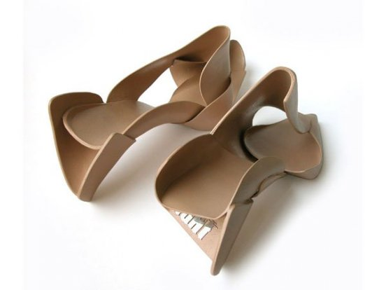 Very Strange Shoes